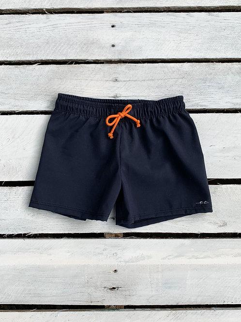 Boys Swim Short Navy Blue