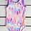 Thumbnail: Rainbow Tye Dye Bow Top Swimsuit