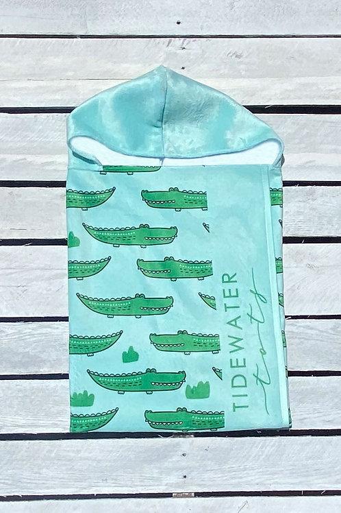 Gators Youth Hooded Towel