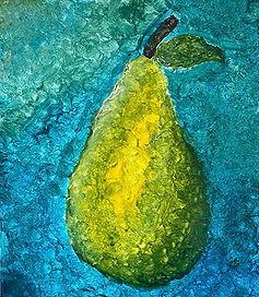 pointilism pear.jpg