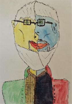 Picasso Dad Yr 5
