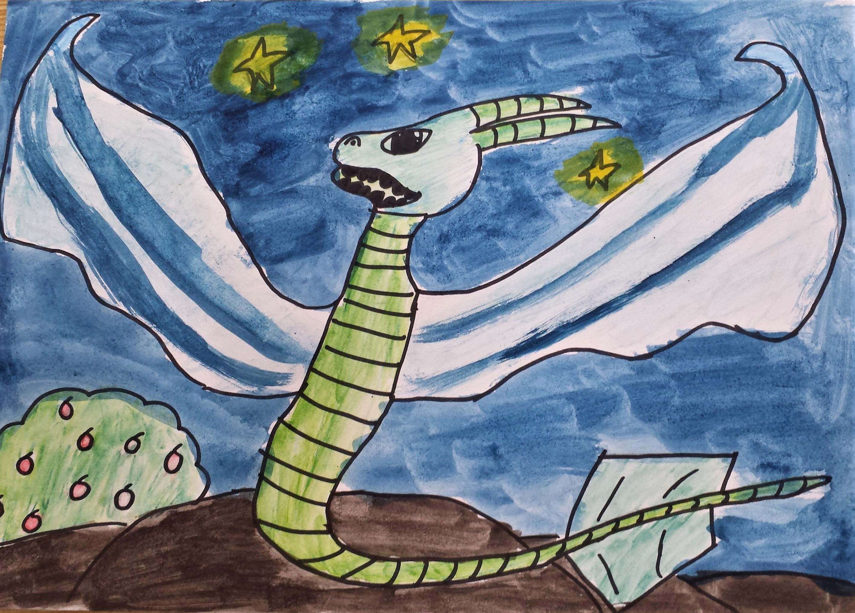 Dragon Yr 1