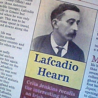 Lafcadio Article in Ireland's Own