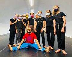 Danza Contemporanea con Mattia De Salve