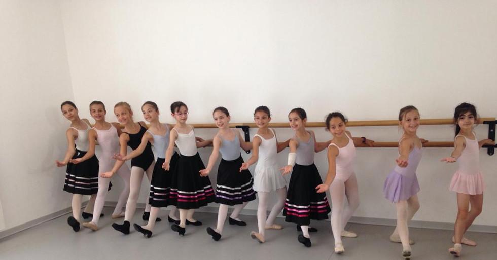 Danza di Carattere corso Elementare