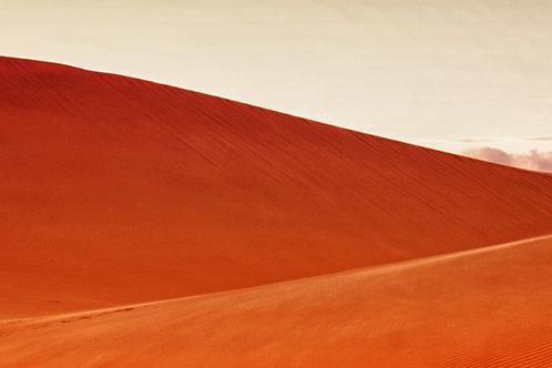 Sand Dunes Medanos Red