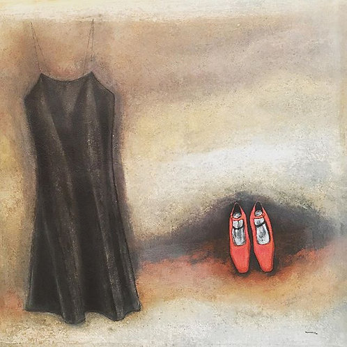 The Dress and Shoes