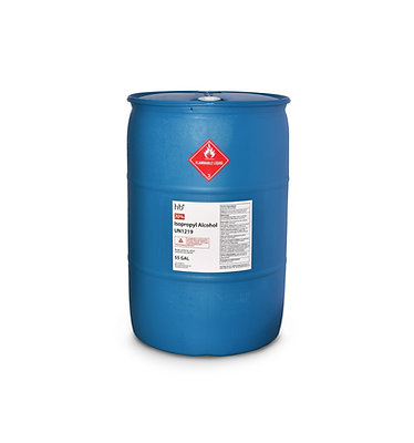 70% Isopropyl Alcohol - 55 Gal Drum