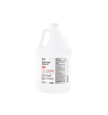 70% Isopropyl Alcohol - 1 Gal Jug