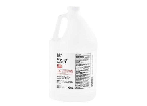70% Isopropyl Alcohol - 1 Gal Jug