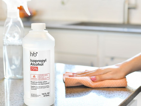 Why Is 70% Isopropyl Alcohol (IPA) a Better Disinfectant than 99% Isopropanol?
