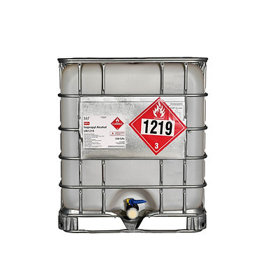 99% Isopropyl Alcohol - 330 Gal Tote