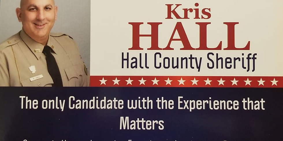 Hall County Sheriff Candidates Forum