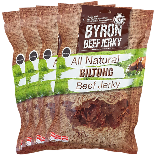 4 x 500g Bags of Biltong -Choose your favourite flavours Mix and Match