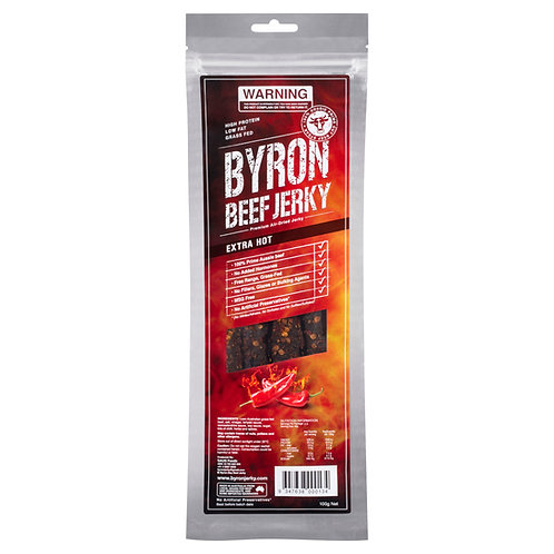 Byron Jerky's Famous 2 for 30 Deal - Extra Hot - GREAT SAVINGS