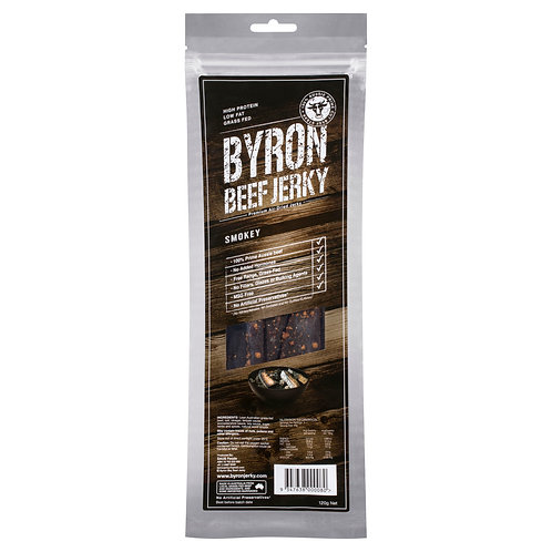 Byron Jerky's Famous 2 for 30 Deal - Smokey -
