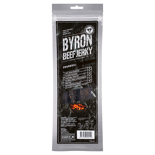 Byron Jerky's Famous 2 for 30 Deal - Chargrill - AWESOME SAVINGS
