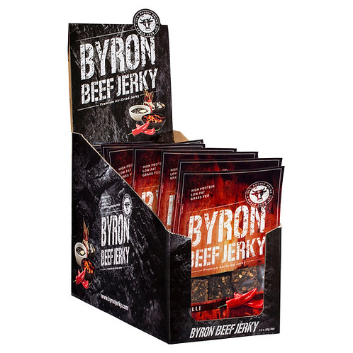 Byron Beef Jerky Gift Box