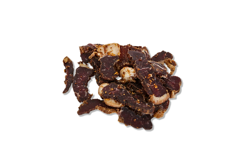500g Shaved Fatty Biltong Choose your flavour