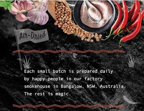 Small Batch Craft Jerky