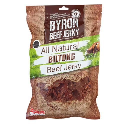 500g Shaved Lean Biltong Choose your flavour