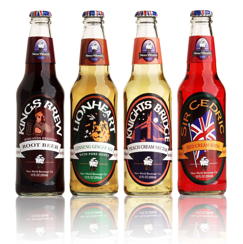 New World Beverage Packaging