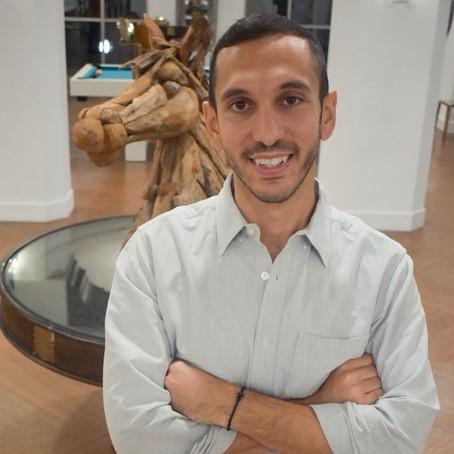 Dimitri Tsipanitis, Founder of Tzimakos Tours