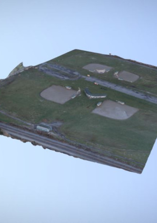 3D Model using a Drone
