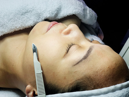 DERMAPLANING : How to Achieve an Instant Glow, in a Matter of Minutes
