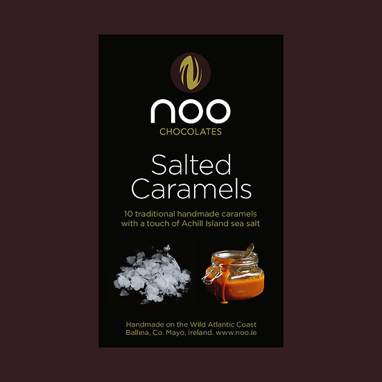 Salted Caramels x10
