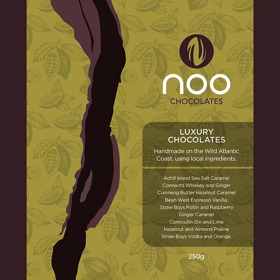Luxury Chocolates 250g