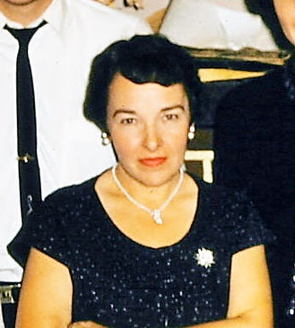 Mae Penrose McManus