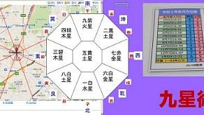 ■「九星術入門・特別講座」