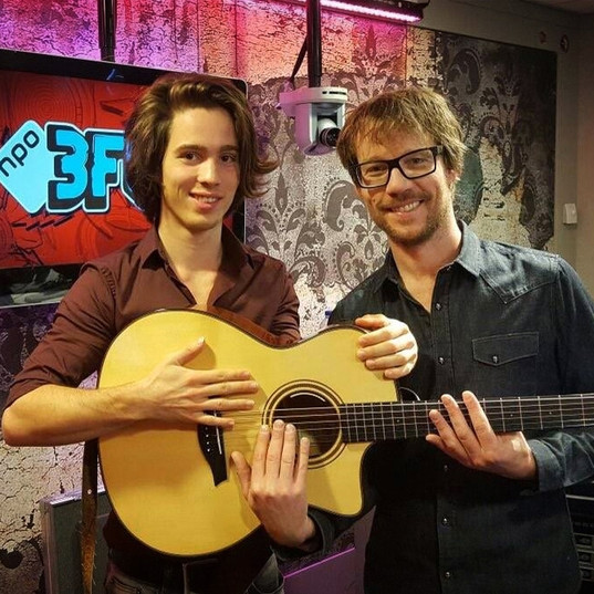 Live @ 3FM with Giel Beelen