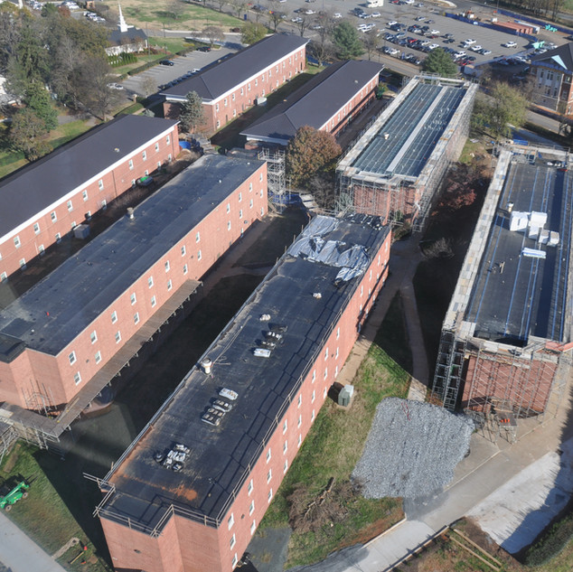 Liberty University Dorms