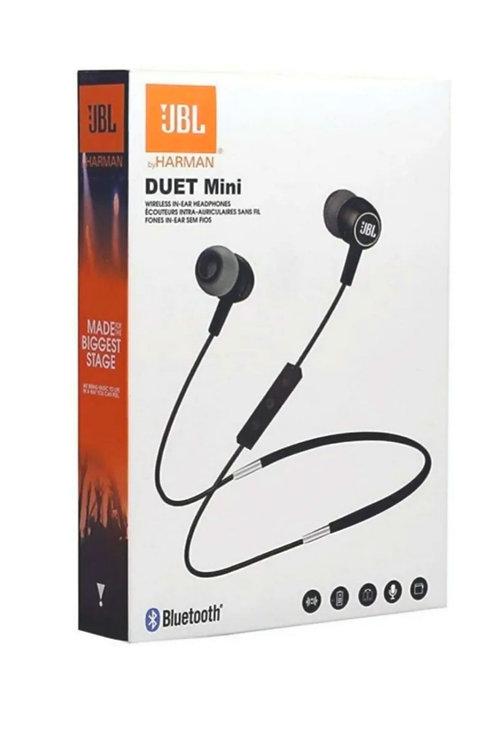 JBL duet mini wireless neckband (Black)