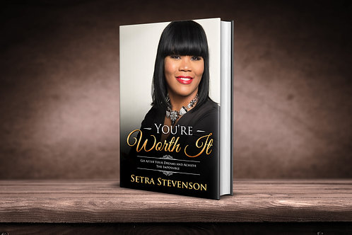 You're Worth It Book (Paperback)