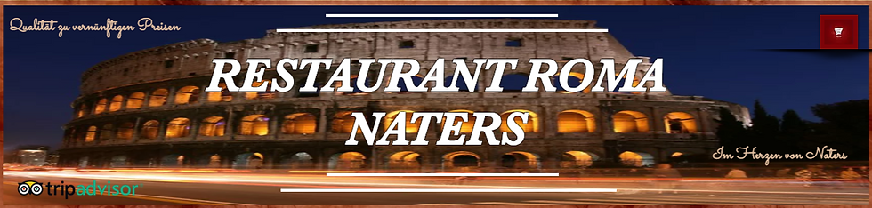 Restaurant ROMA in Naters by Romanaters.com