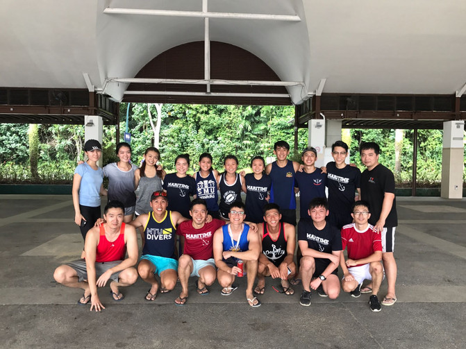 Captain's Ball Tournament 2018