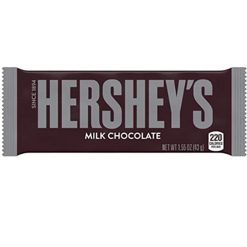 Hershey, Chocolate Candy Bars, 36 ct.