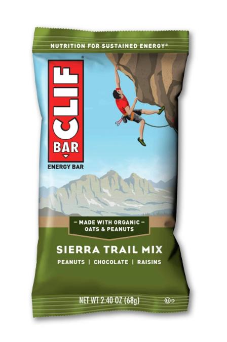 _Clif Bars, Organic,  Sierra Trail Mix, 12 ct.