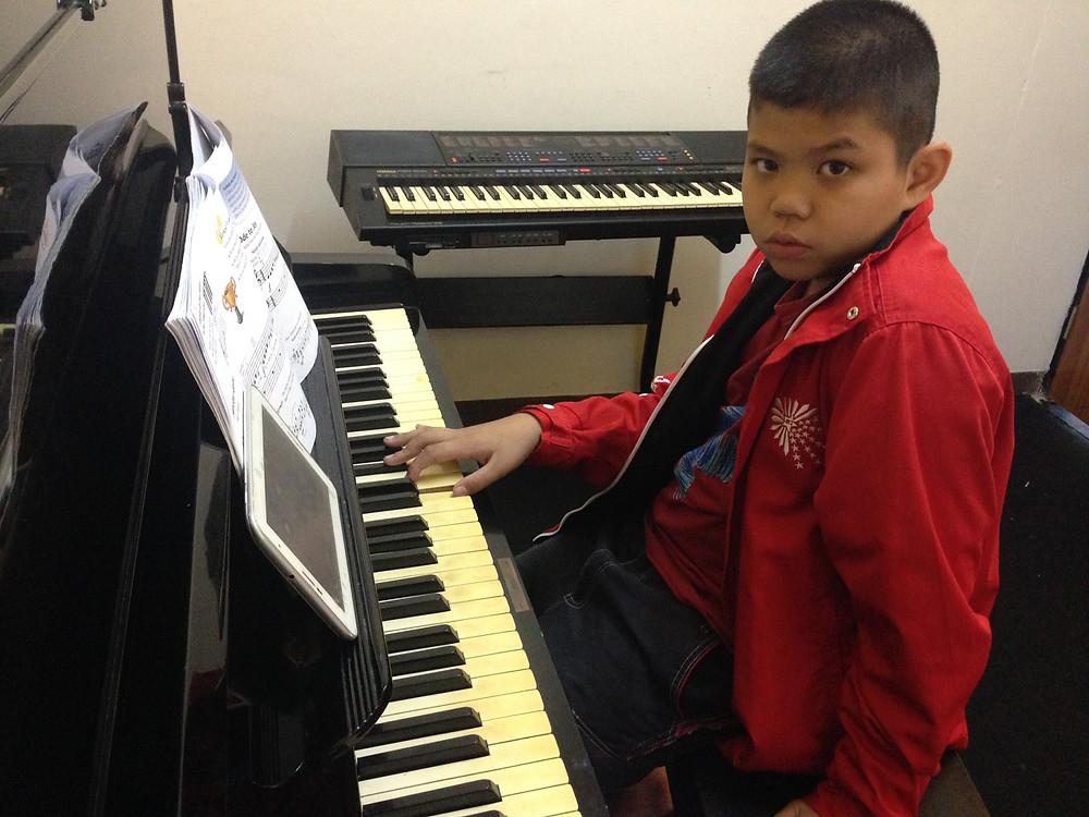 เรียนเปียโฯเชียงใหม่