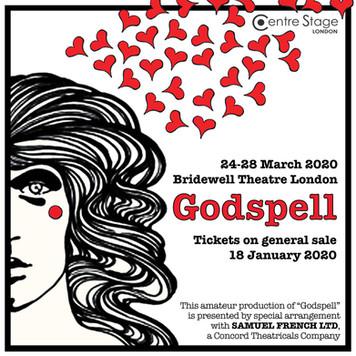 Godspell Cast Announcement