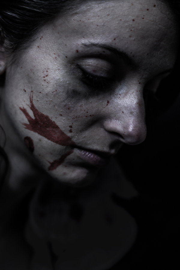 Horror Photography Headshot
