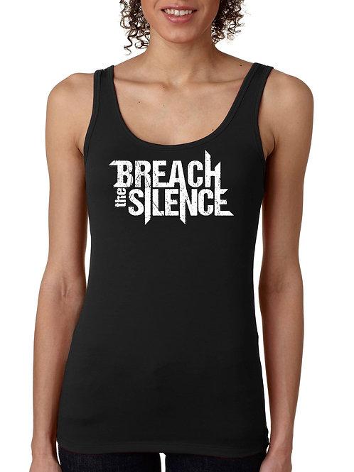 Breach the Silence Women's Tank Top