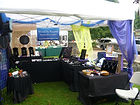 Outdoor Booth Artful Displays