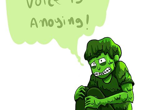 Toxic Morty