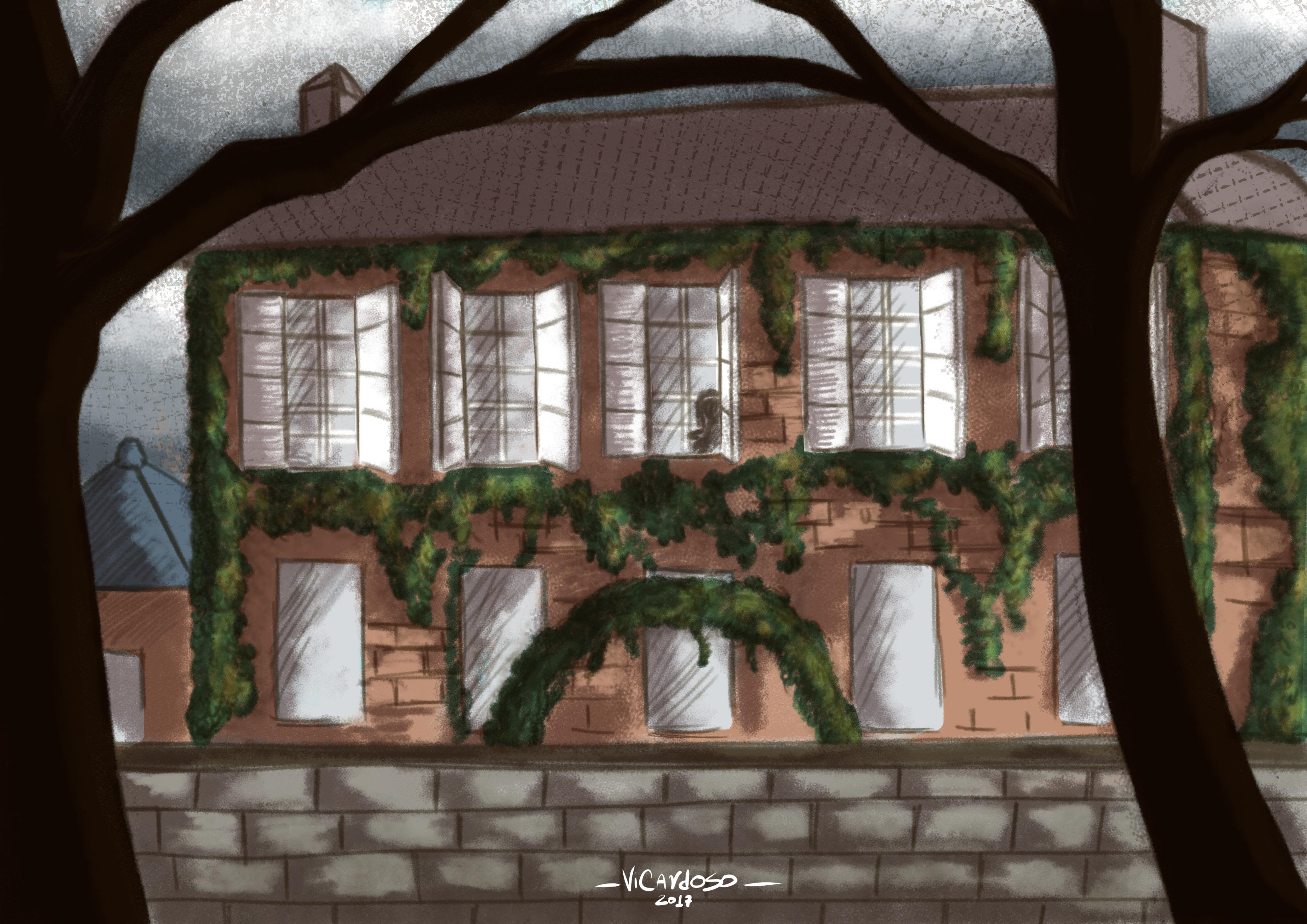 Casa suecia colocrida
