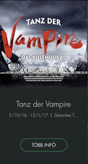 Tanz der Vampire event