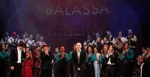 Conductor Competition 2012 Krisztian Balassa